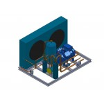 Компрессорно-конденсаторные агрегаты на базе компрессоров Frascold