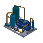 Компрессорно-ресиверные агрегаты на базе компрессоров Frascold